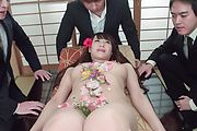 Nanami Hirose amazes with beautiful Asian blowjob  Photo 3