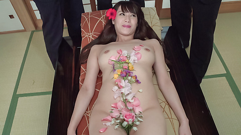 Nanami Hirose - Best Asian blowjob by insolent Nanami Hirose - Picture 1