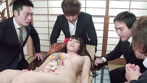 Nanami Hirose - Best Asian blowjob by insolent Nanami Hirose - Picture 5