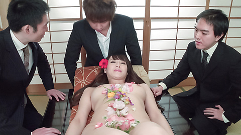 Nanami Hirose - Best Asian blowjob by insolent Nanami Hirose - Picture 6