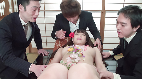 Nanami Hirose - Best Asian blowjob by insolent Nanami Hirose - Picture 7