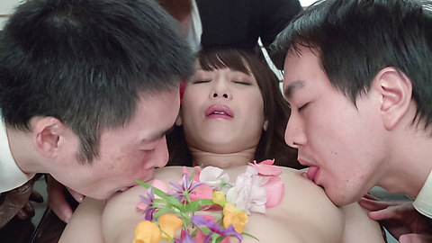 Nanami Hirose - Best Asian blowjob by insolent Nanami Hirose - Picture 9