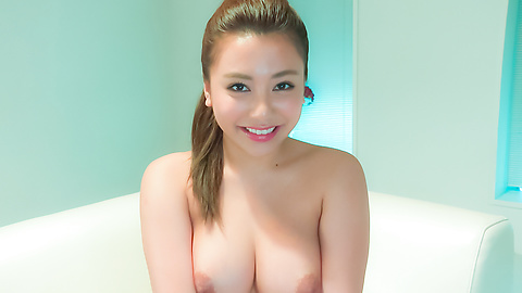 Mei Matsumoto - Asian amateur girl shows off in naughty solo - Picture 2