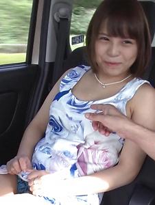 Yuuka Kaede - Japanese fucking in outdoor with hot Yuuka Kaede - Screenshot 12