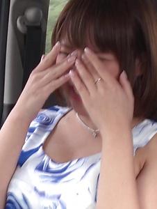 Yuuka Kaede - Japanese fucking in outdoor with hot Yuuka Kaede - Screenshot 8