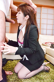 Cocolo - 与年轻公鸡大胸部惊人的性爱场面亚洲摩洛 - 图片 11
