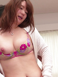 Yui Nishikawa - Fantastic Japanese blowjob by Yui Nishikawa - Screenshot 11
