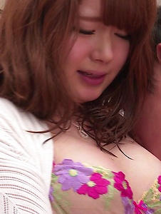 Yui Nishikawa - Fantastic Japanese blowjob by Yui Nishikawa - Screenshot 3