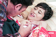 Ema Kato gets a big piece of dick to ruin her vag Photo 1