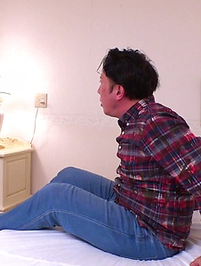 Ema Kato - Wife in kimono fucked after a hot Asian blowjob  - Screenshot 7