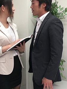Emiri Okazaki - Seductive xxx Japanese porn with slim Emiri Okazaki - Screenshot 1