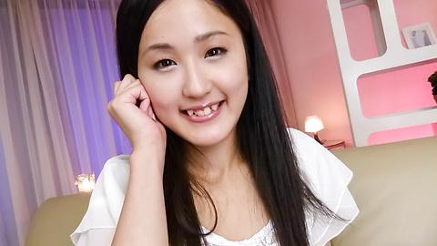 Ai Wakana - Ai Wakana asian girl anal with a vibrator - Picture 7