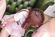 フェラチオ 口内射精でごっくん 葵みゆ Photo 3