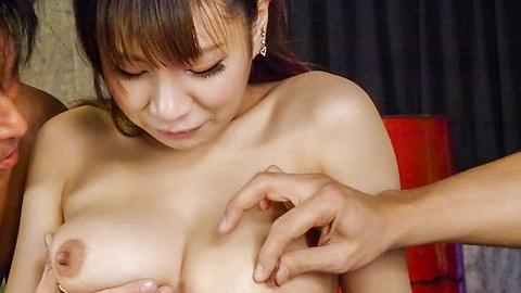 Natsuki Shino - นัตสึชิโนะให้งานเป่าเอเชียก่อนที่เธอจะระยำและครีม -  5 รูปภาพ