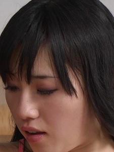 Azusa Nagasawa - Azusa Nagasawa gets laid in a japanese blowjob video - Screenshot 1