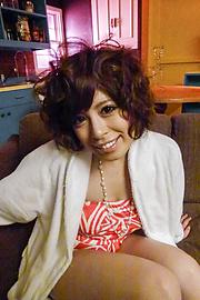Ririsu Ayaka - เป็น ririsu อายากะโกนหี Milf เจาะหลังงานเป่าเอเชีย -  1 รูปภาพ