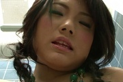 Haruna Katou Gets Wet And Naughty In The Shower Photo 2