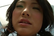 Haruna Katou Gets Wet And Naughty In The Shower Photo 6