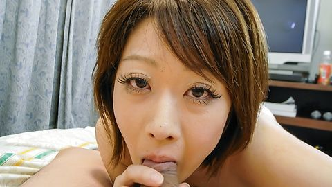 Asian amateur sex with horny Haruka Sasano