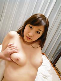 Kurumi - Kurumi gal sucks big tool while is fingered - Picture 7