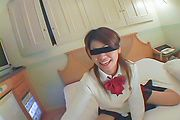 Japanese av schoolgirl, Miho, fucking with lust Photo 1