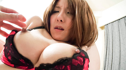 Yuna Hirose - Yuna Hirose fucks penis with hairy twat - Picture 7