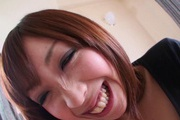 Asian amateur in heats,Saki Asaoka, goes nasty on cam Photo 5