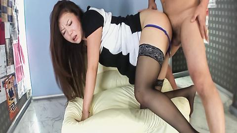 桜井瞳 - 生ハメGカップ爆乳美熟女~桜井ひとみ - Picture 4
