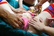 Pussy rocking toy sex bondage Yukina Momose Photo 7