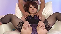 3D CATWALK POISON 17 ~MUCHAHAME CREAM PIE~ : Mayuka Akimoto - Video Scene 4, Picture 3