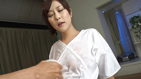 Kotone Amamiya - Kotone Amamiya fucked with toys in jav amateur video  - Picture 11
