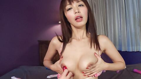 Marika - พิเศษเดี่ยวแคมเล่นด้วย Marika ญี่ปุ่นหุ่นดี -  10 รูปภาพ