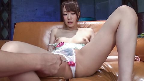 Hitomi Oki - Japan cum for cock sucking wife Hitomi Oki - Picture 11