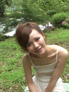 Yui Uehara - Asian amateur sex in outdoor withYui Uehara - Screenshot 1