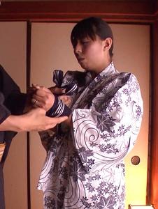 Ryoko Murakami - Gorgeous Asian milf fucked with Asian dildos - Screenshot 3