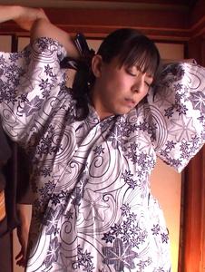 Ryoko Murakami - Gorgeous Asian milf fucked with Asian dildos - Screenshot 4