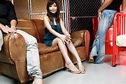 Two Guys In Her Is What Riona Suzune Craves Photo 2