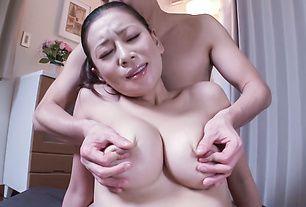 Big tits beauty,Rei Kitajima, wild porn experience