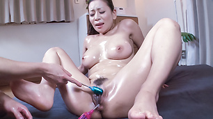 CATWALK POISON 75 ~Madam First Shooting~ : Rei Kitajima (Blu-ray) - Video Scene 4