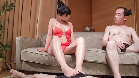 Yu Shinohara - Japan hand job pporn session with Yu Shinohara - Picture 4