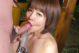 Japan hand job along cuteSaya Tachibana