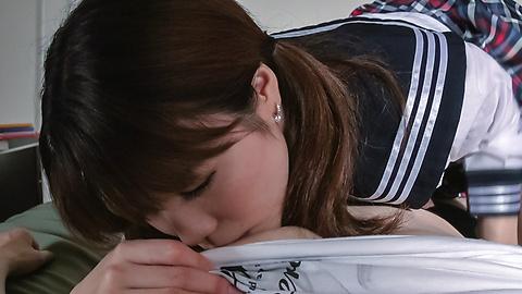 Miri Kawada - Asian girl blowjob in pure POV amateur scenes - Picture 3