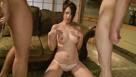 Yukina Saeki - Superb Asian blowjob by insolent Yukina Saeki - Picture 6