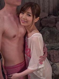Saya Niiyama - Asian blowjob leads Saya Niiyama to swallow  - Screenshot 5