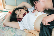 Teen with big tits, school porn with the teacher Photo 9
