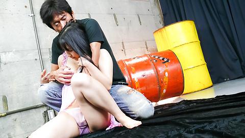 Chiharu - Chiharu เอเชีย blowjob ให้กับหลายๆคน -  2 รูปภาพ