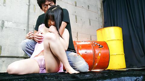 Chiharu - Chiharu เอเชีย blowjob ให้กับหลายๆคน -  3 รูปภาพ