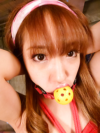Sana Anzyu - Sana Anzyu 给许多在役亚洲口交 - 图片 4
