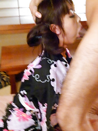 Marika - Marika's japan girl blowjob ends in a pussy creampie - Picture 19