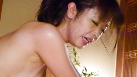 Marika - Marika's japan girl blowjob ends in a pussy creampie - Picture 45